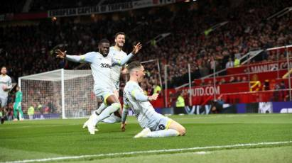 Relive Derby County's Victory Over Man United In Full