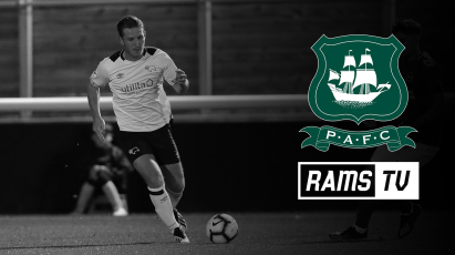 Watch Derby County Under-23s Vs Plymouth For FREE on RamsTV