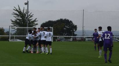 U18s Extended Unbeaten Run With Victory Over Stoke
