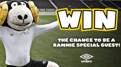 Win The Chance To Be A Rammie Special Guest
