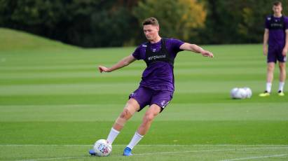 Evans Hoping To Make Impact Upon Return To First Team