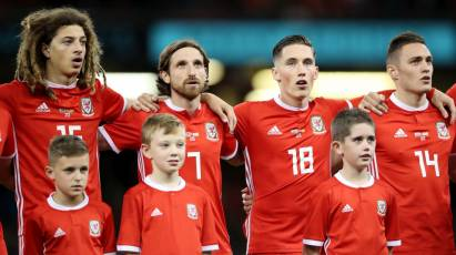 Derby Players Set For International Action Tonight