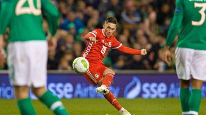 Harry Wilson's Free Kick Inspires Wales To Victory