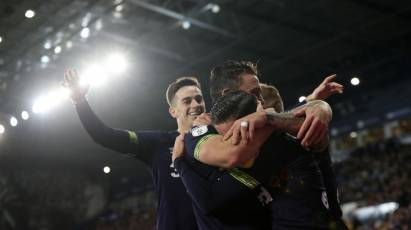 Rams Stunning Display Earns 4-1 Victory At The Hawthorns