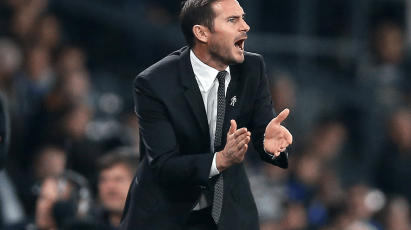 Lampard Urging Players To Hit The Ground Running