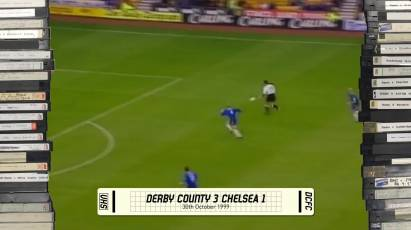 Rams Classics: Derby 3-1 Chelsea - 30th October 1999