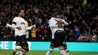 Re-Watch Derby's 3-1 Victory Over Birmingham In Full