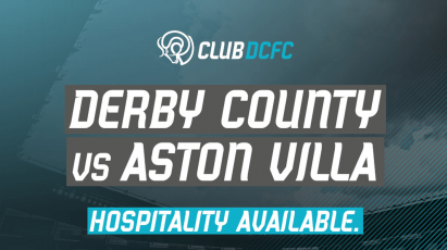 Corporate Hospitality Packages Available For Aston Villa Clash