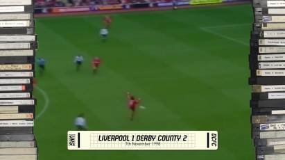Rams Classics: Liverpool 1-2 Derby County - 7th November 1998