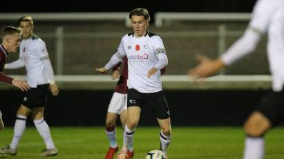 U23s Fall To 1-0 Defeat Against Villa In Premier League Cup