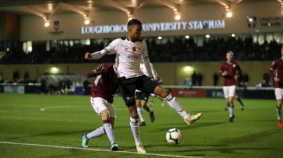 Whittaker Shines For England Under-18s