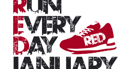 Take Part In RED January To Improve Your Mental Health