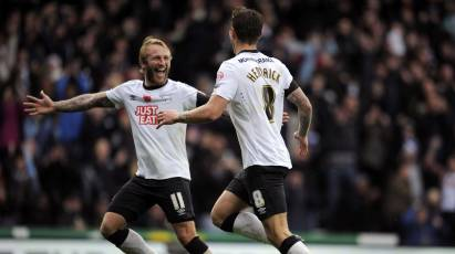 Rams Classics: Derby County 5-0 Wolverhampton Wanderers