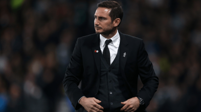Lampard Discusses Forsyth And Bennett Injuries
