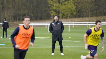 Lampard Emphasises Importance Of Balance During International Break
