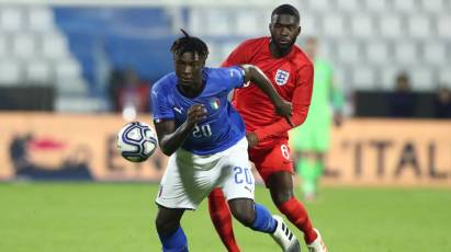Mixed Fortunes For Rams On International Duty