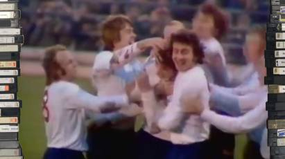 Rams Classics: Derby County 5-0 Arsenal - 25th November 1972
