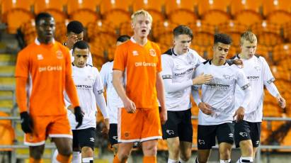 Rams Through To FA Youth Cup Fourth Round