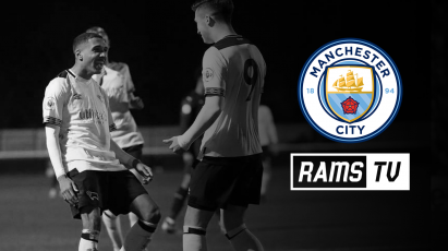 Watch Derby County Under-23s Take on Man City For Free On RamsTV