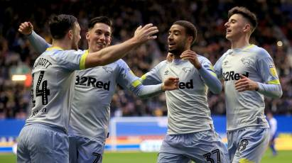 Marriott Heads Home For Three Points Against Wigan