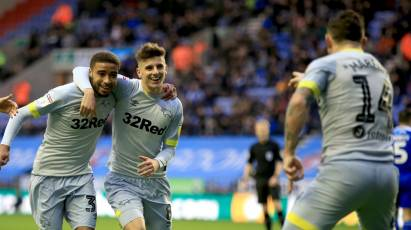 Wigan Athletic 0-1 Derby County