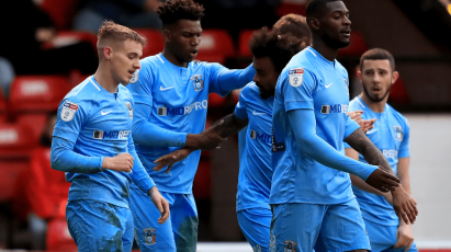 Thomas Nets Third Goal Of The Season For Coventry City