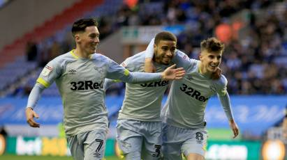 Relive Derby County's Victory Over Wigan In Full