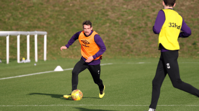 Players Prepare For Local Derby Clash Against Nottingham Forest