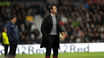 Lampard Could Not Fault His Players' Effort
