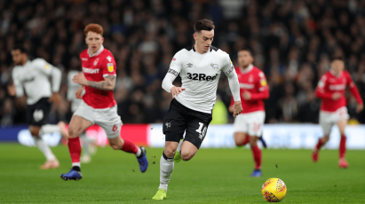 Derby County 0-0 Nottingham Forest