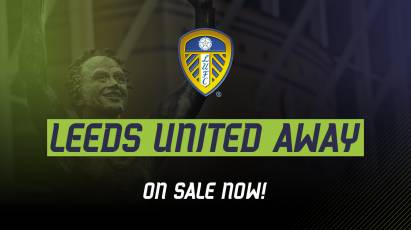Tickets For Leeds United Clash On Sale To Season Ticket Holders