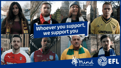 Rams Proud To Support The EFL's Official Charity Partner