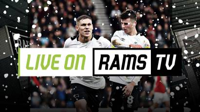 RamsTV Broadcasting Derby Vs Middlesbrough LIVE In The UK Today