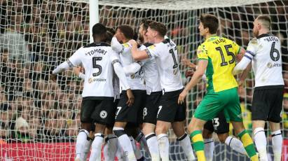Relive The Full 90 Minutes Of Derby County's 4-3 Victory Over Norwich City