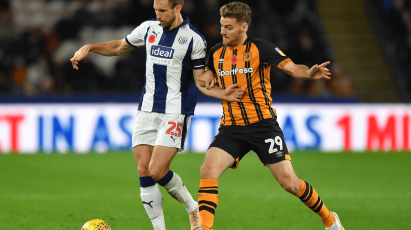 Chris Martin Nets First Hull City Goal On New Year's Day