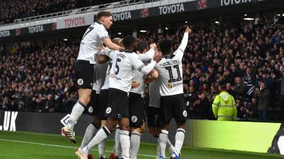 Rewatch Derby County's Draw With Middlesbrough In Full