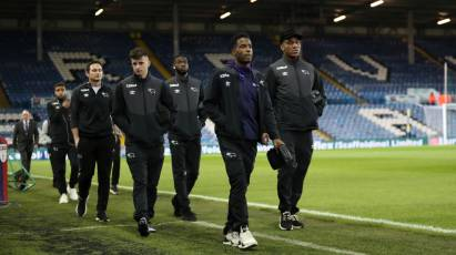 Lampard Makes Three Changes For Leeds United Clash
