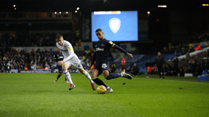 Leeds United 2-0 Derby County
