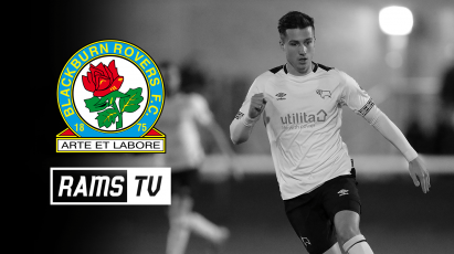 Watch Derby County Under-23s At Blackburn Rovers For Free On RamsTV