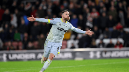 Southampton (3) 2-2 (5) Derby County