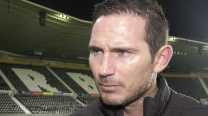 Lampard Reflects On 'Big Win' For The Rams Against Reading