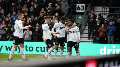 Derby County 2-1 Reading