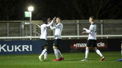 Derby County 4-0 Plymouth Argyle