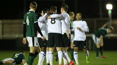 Rewatch U23s' 4-0 Victory Over Plymouth Argyle