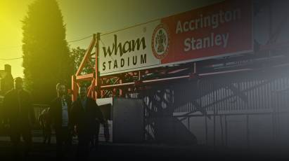 Everything You Need To Know About The Rams' FA Cup Clash With Accrington Stanley
