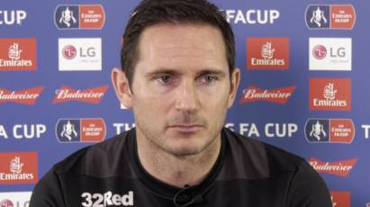 Watch Lampard's Accrington Stanley Media Briefing In Full