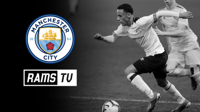 Watch Derby's FA Youth Cup Clash With Man City For FREE On RamsTV