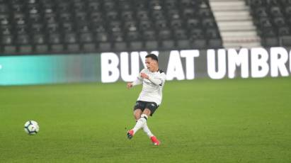 U18s Fall To Man City In FA Youth Cup