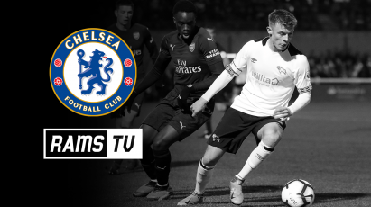 Watch Derby County Under-23s Take On Chelsea for FREE