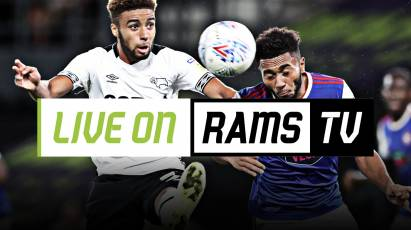 RamsTV To Show Ipswich Vs Derby LIVE In The UK + Across The Globe